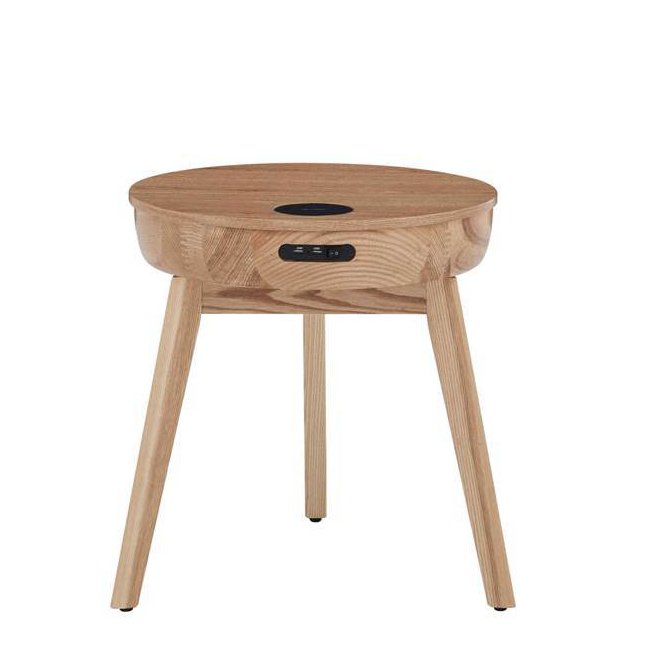 Lamp Table End Table Woden Table