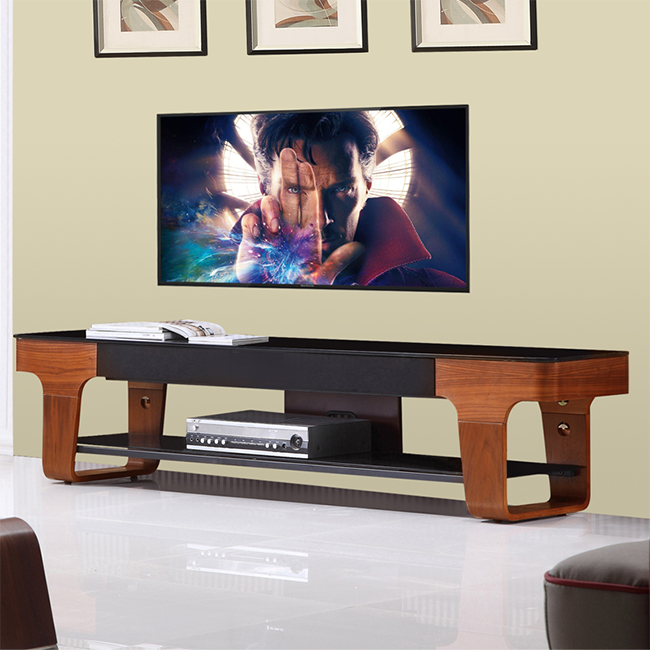 TV Stand with Speaker